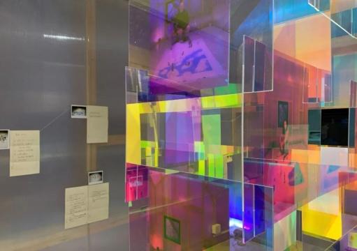 《空盒游戏·赠予你一段独处时光》项目现场