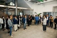 """69CAMPUS艺术中心首展  让办公场所的""""所及之处""""皆为艺术,陈鋆尧"""