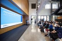 """Hyundai Blue Prize Art+Tech 2022年度大奖启动及2021获奖展""""梦·碑·纪""""开幕,展望,沈少民,琴嘎,铁木尔,刘昕"""
