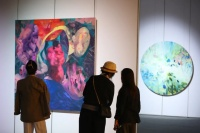 """什么是""""中国新绘画""""?永乐文化讲了这样一个故事"""