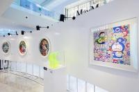 50+位知名艺术家200余件作品亮相2021国贸商城风尚季