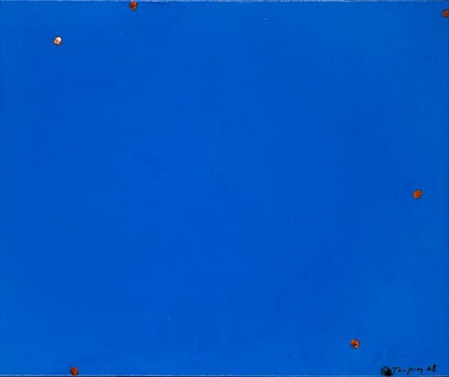 《感性的位置》 40×50cm 布面丙烯 2008