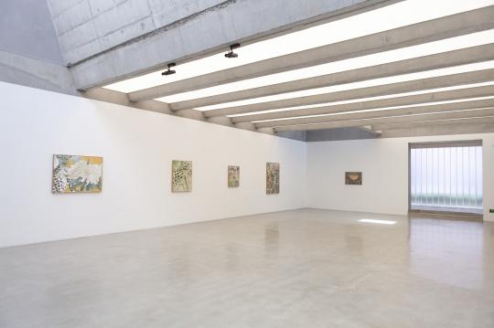 老派艺术家之必要,倪军个展于偏锋画廊开幕
