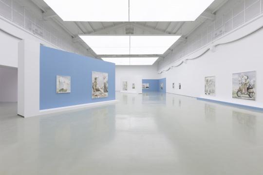 图像与形式的碰撞:蜂巢当代艺术中心迎来夏禹&方媛双个展