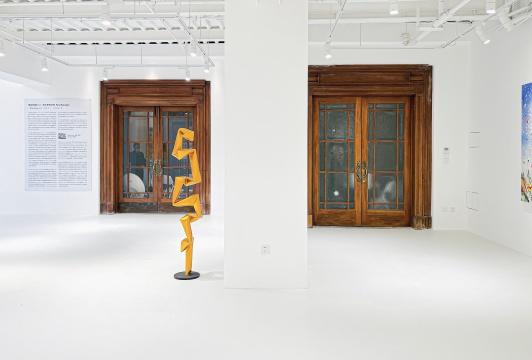 什么是氛围感私人领地?蓝骑士上海艺术空间带你研究