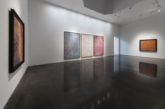 在方格之间,艺·凯旋画廊带来张志坚个展
