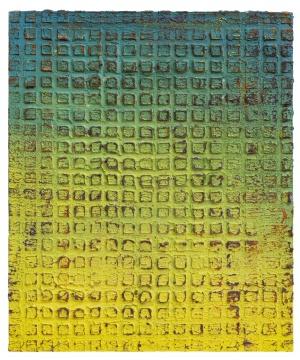 张志坚 《No.87》 50x60cm 油画 2016