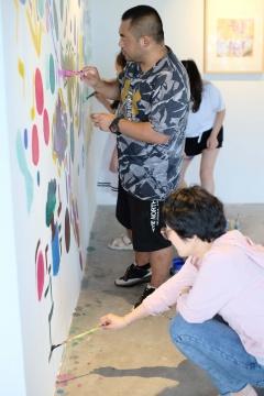 在花鸟岛,看见艺术!第二届花鸟岛国际艺术节开幕
