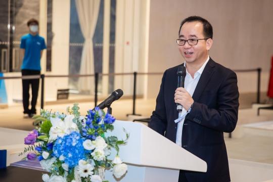 招商蛇口党委副书记、常务副总经理刘伟