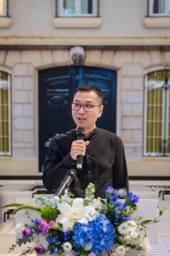 天禹文化产业集团董事长宋沛然