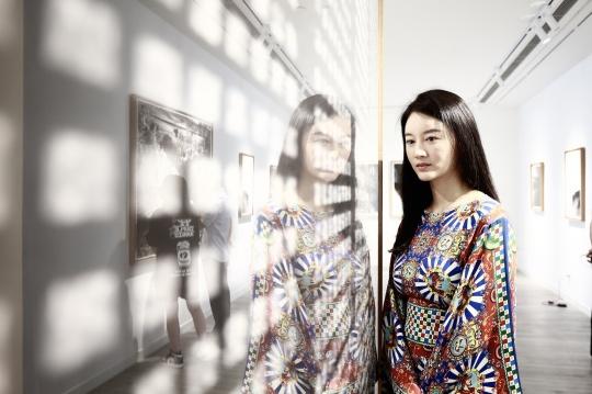金杜艺术中心总监曹紫恬