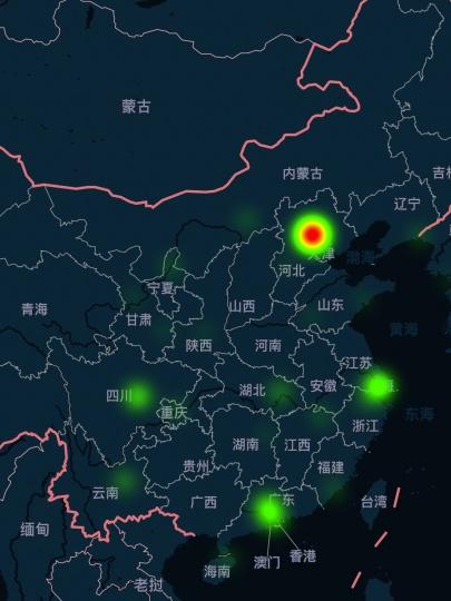 中国哪座城市最爱当代艺术?我们看了下后台读者数据