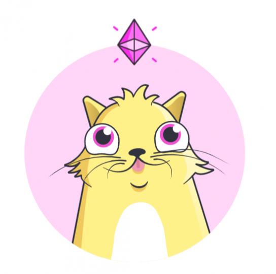 """加密猫,官方译名""""谜恋猫"""",是世界首款区块链游戏,同时也是NFT的先驱。每一只""""谜恋猫""""都是一个独特的NFT,且两只猫可以交配繁殖出一只全新的、独一无二的猫。这些猫可以用来交易,稀有的猫普遍价格昂贵。"""