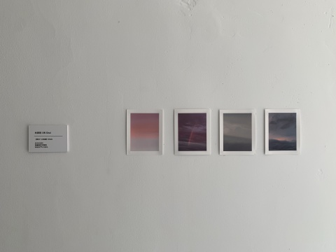 米席锐《灵光一闪而逝》收藏级艺术微喷 9.62×12.16cm 2019-2020