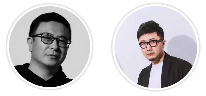 海杰(左)×董钧(右)