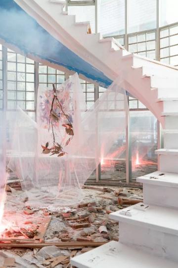 2021年第三届1839摄影奖提名奖得主朱露晗(中国计量大学现代科技学院) 《万物裂痕》 摄影