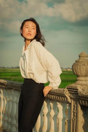 2020年第二届1839摄影奖优秀奖得主 陈露(南京艺术学院)《村里阿露》摄影