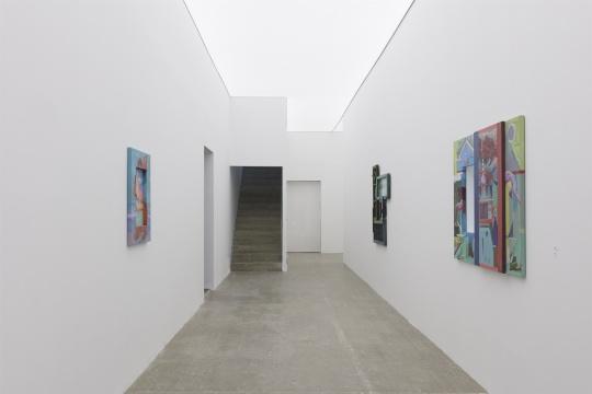 """李青的""""灯塔与摇篮"""",打开了艺术一扇扇不同的窗户"""