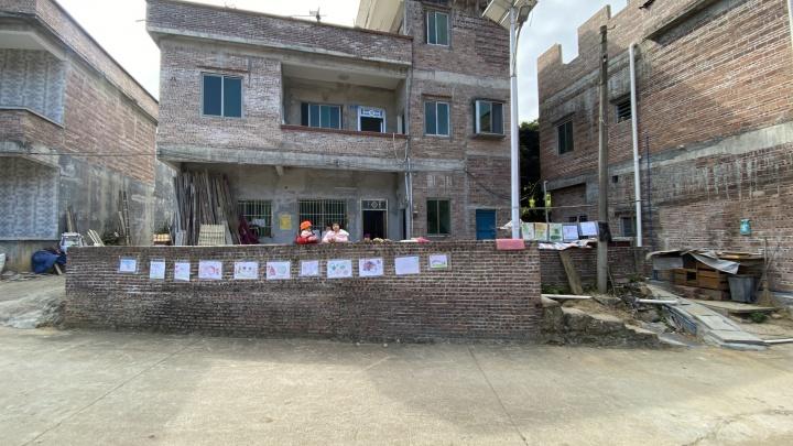 """冯兮策展 """"乐明农业技术与艺术交流发展大会"""" 广州乐明村和源美术馆2020"""