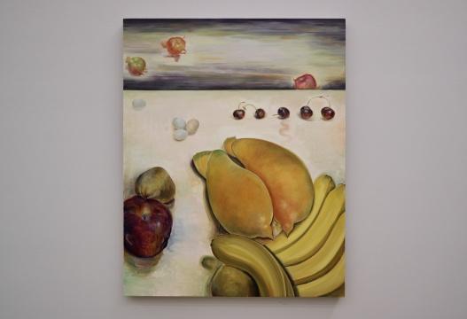 《水果之家》 120x80cm 布面油画 2021